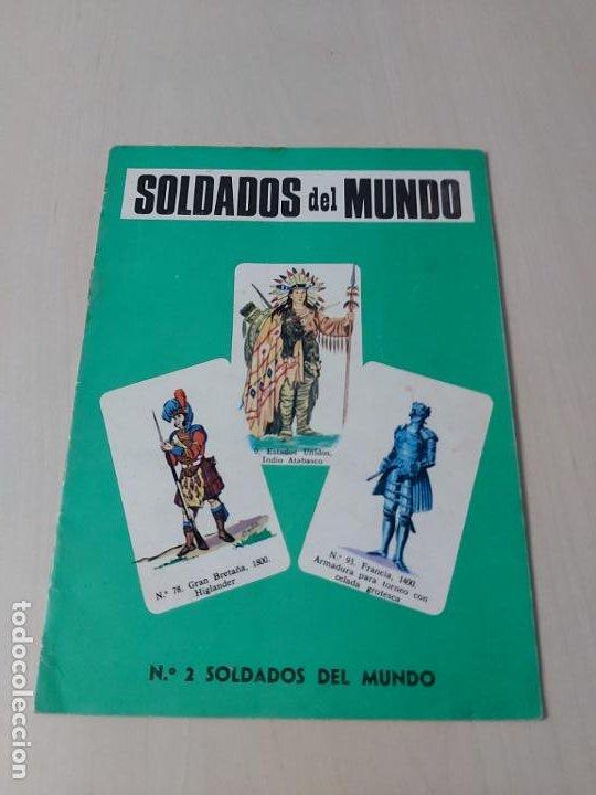 SOLDADOS DE ESPAÑA Nº 2 - GALAOR (Tebeos y Comics - Galaor)