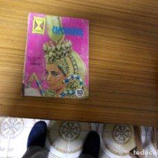 Livros de Banda Desenhada: CRONOS Nº CLEOPATRA EDITA GALAOR . Lote 192441917