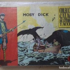 Tebeos: MOBY DICK.COLECCION GALAOR Nº 1. Lote 193027913