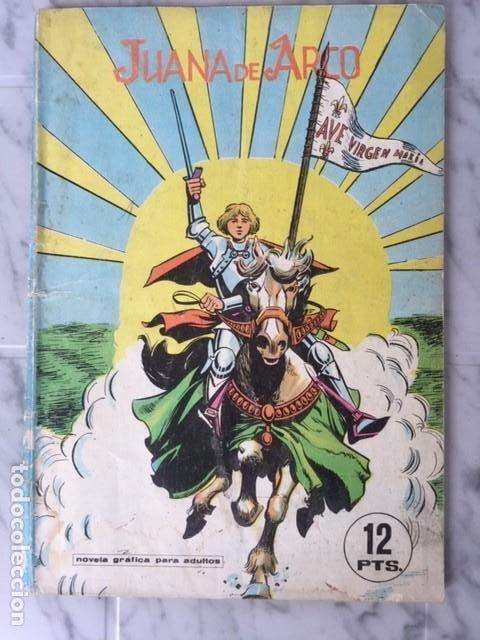 JUANA DE ARCO (Tebeos y Comics - Galaor)