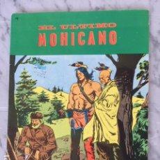 Tebeos: EL ULTIMO MOHICANO - ED. GALAOR. Lote 193614887