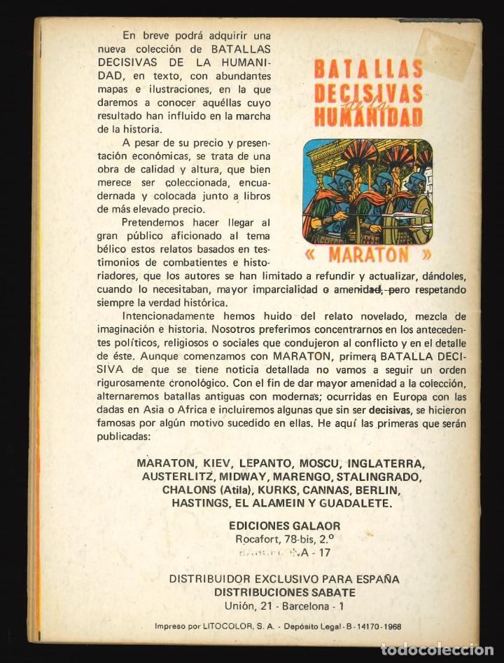 Tebeos: CRONOS - GALAOR / SIN NUMERAR (EL ÁGUILA DE ROMA) - Foto 2 - 193889180