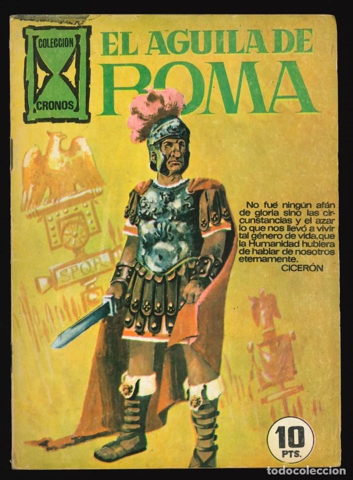 CRONOS - GALAOR / SIN NUMERAR (EL ÁGUILA DE ROMA) (Tebeos y Comics - Galaor)