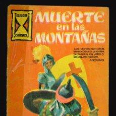 Tebeos: CRONOS - GALAOR / SIN NUMERAR (MUERTE EN LAS MONTAÑAS). Lote 193890892