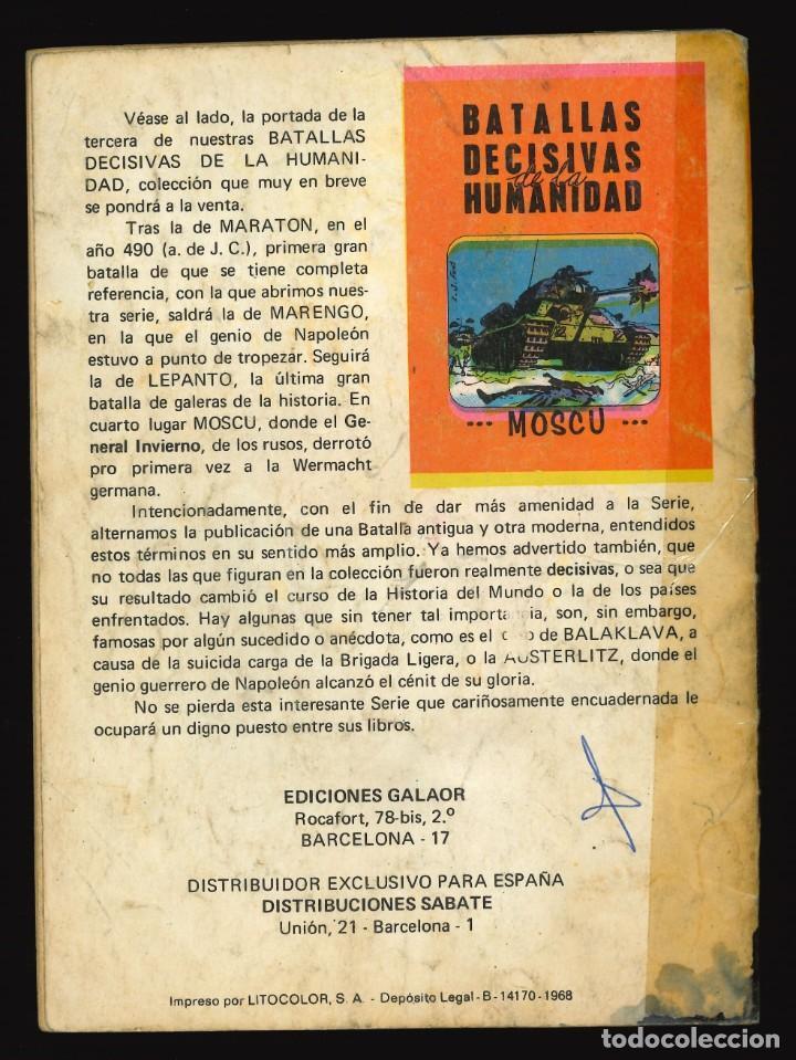 Tebeos: CRONOS - GALAOR / SIN NUMERAR (MUERTE EN LAS MONTAÑAS) - Foto 2 - 193890892