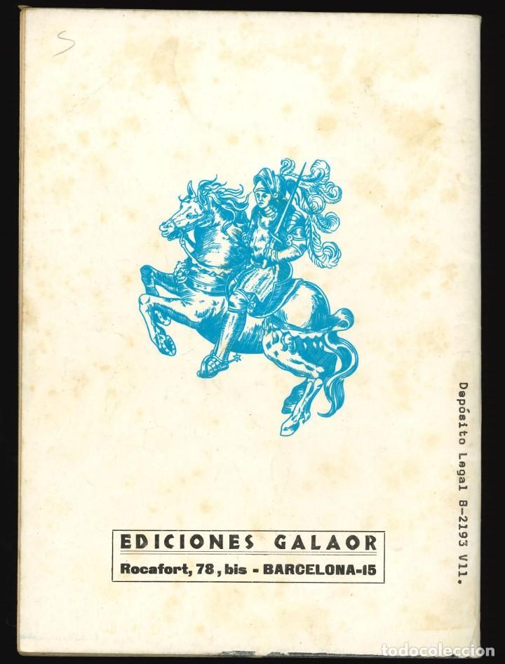 Tebeos: CRONOS - GALAOR / SIN NUMERAR (LA DANZA DE LOS SIETE VELOS) - Foto 2 - 193899311