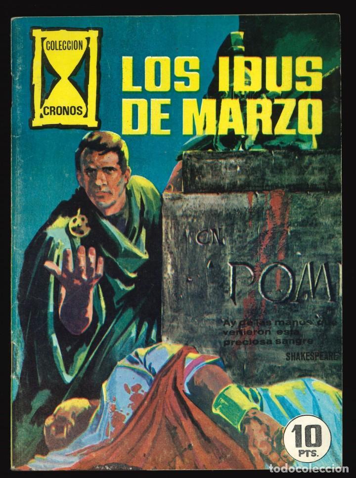 CRONOS - GALAOR / SIN NUMERAR (LOS IDUS DE MARZO) (Tebeos y Comics - Galaor)