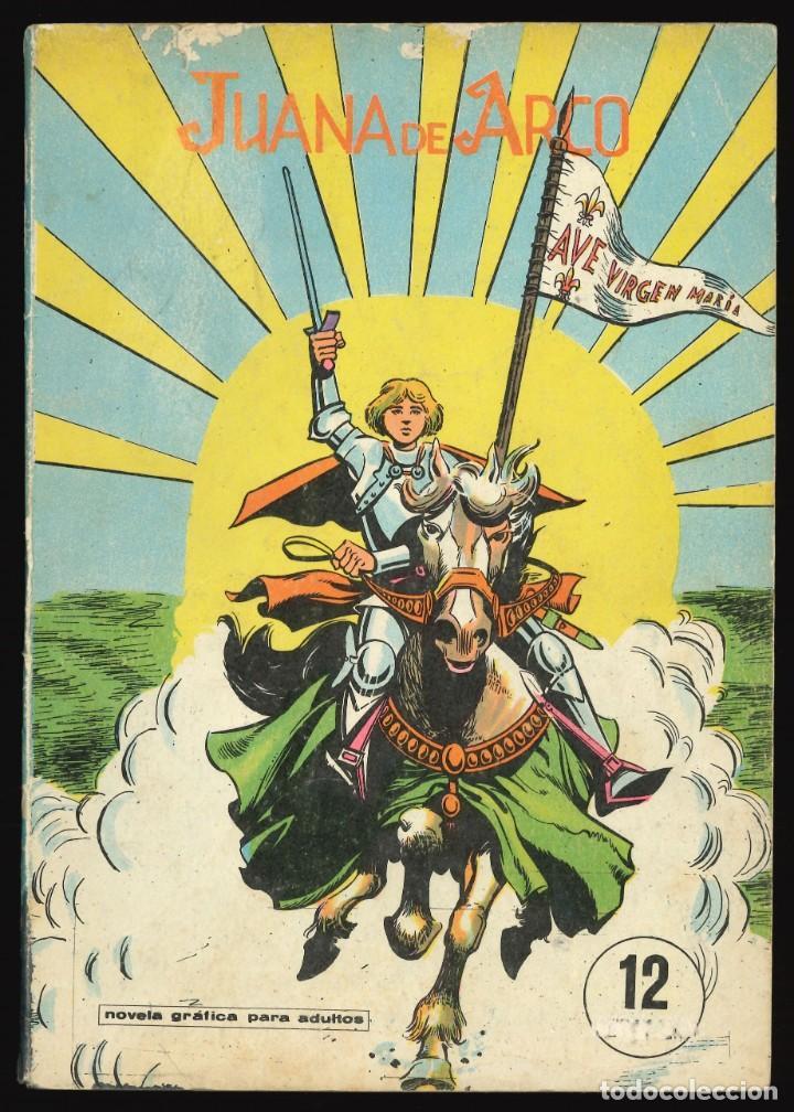 JUANA DE ARCO - GALAOR / NÚMERO ÚNICO (Tebeos y Comics - Galaor)