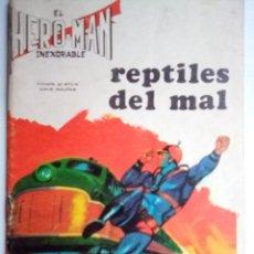 Tebeos: HERO-MAN- Nº 12 -REPTILES DEL MAL- 1970-GRAN RODIVISA-MUY DIFÍCIL-BUENO-LEAN AL DETALLE-3122. Lote 194871216