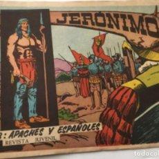 Tebeos: JERONIMO- NUM. 28. Lote 196758996
