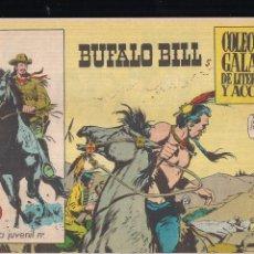 Tebeos: BUFALO BILL Nº 5. Lote 199377210