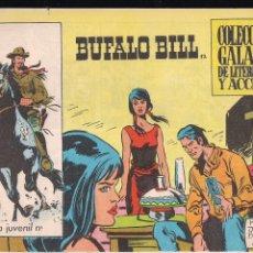 Tebeos: BUFALO BILL Nº 12. Lote 199377287
