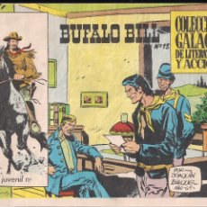 Tebeos: BUFALO BILL Nº 13. Lote 199377327