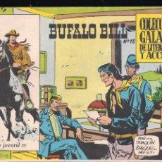 Tebeos: BUFALO BILL Nº 13. Lote 199377371