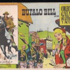 Livros de Banda Desenhada: BUFALO BILL Nº 14. Lote 199377436