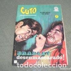 Tebeos: LOTE CUTO VERTICE GRAPOA NUMERO 3 Y 5 BUEN ESTADO. Lote 199657773