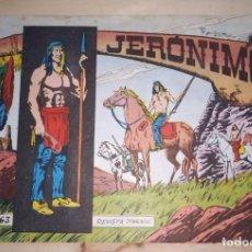 Tebeos: JERONIMO. REVISTA JUVENIL. NUMERO 63. . Lote 200151028