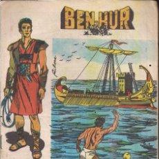 Tebeos: BEN-HUR Nº 5. Lote 205133770