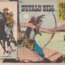 Tebeos: BUFALO BILL Nº 4. Lote 205134351
