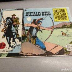 Tebeos: BÚFALO BILL Nº 4 / GALAOR ORIGINAL. Lote 205765696