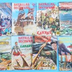 Giornalini: GRANDES BATALLAS GALAOR - NO BRUGUERA NO TRUENO NO JABATO.. Lote 208288860