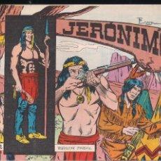 Giornalini: JERONIMO Nº 62. Lote 209765786