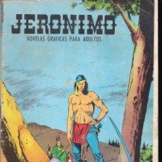 Tebeos: JERONIMO Nº 9. Lote 209765943