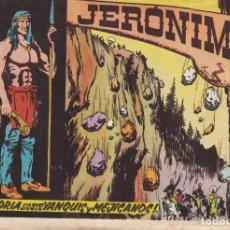 Tebeos: JERONIMO: Nº 12 VICTORIA SOBRE YANQUIS Y MEJICANOS : EDICIONES GALAOR. Lote 210304678