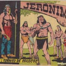 Tebeos: JERONIMO: Nº 16 TORNEO DE COLOSOS : EDICIONES GALAOR. Lote 210306368