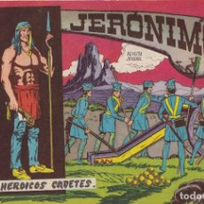 Tebeos: JERONIMO: Nº 30 HEROICOS CADETES: EDICIONES GALAOR. Lote 210355598
