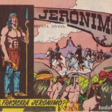 Tebeos: JERONIMO: Nº 31 ¿¿FRACASARA JERONIMO??: EDICIONES GALAOR. Lote 210356081