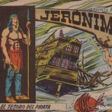 Tebeos: JERONIMO: Nº 39 EL TESORO DEL PIRATA : EDICIONES GALAOR. Lote 210377680