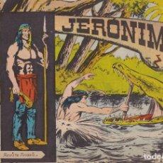 Tebeos: JERONIMO: Nº 52 : EDICIONES GALAOR. Lote 210378290