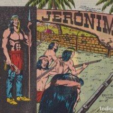 Livros de Banda Desenhada: JERONIMO: Nº 56 : EDICIONES GALAOR. Lote 210378787