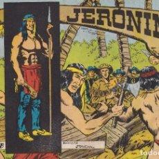 Giornalini: JERONIMO: Nº 58 : EDICIONES GALAOR. Lote 210384430