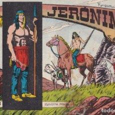 Tebeos: JERONIMO: Nº 63 : EDICIONES GALAOR. Lote 210384778