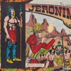 Tebeos: JERONIMO: Nº 64 : EDICIONES GALAOR. Lote 210384911