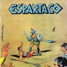 Tebeos: ESPARTACO-GALAOR-NOVELA GRÁFICA - Nº 2 -GRAN CLAUDIO TINOCO-1968-MUY DIFÍCIL-BUENO-LEAN-3787. Lote 210408515