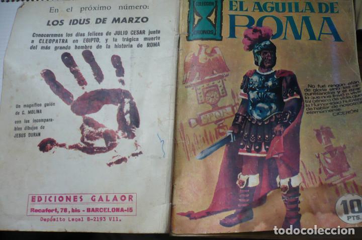 EL AGUILA DE ROMA (Tebeos y Comics - Galaor)