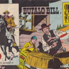Giornalini: BUFALO BILL: Nº 3 : EDICIONES GALAOR. Lote 210715937