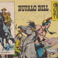 Tebeos: BUFALO BILL: Nº 5 : EDICIONES GALAOR. Lote 210716117