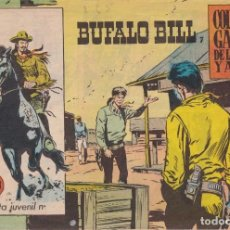 Tebeos: BUFALO BILL: NUMERO 7 , EDITORIAL GALAOR. Lote 212180070