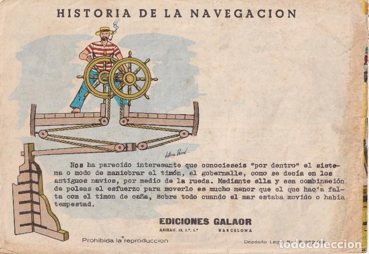 Tebeos: BUFALO BILL: NUMERO 12 , EDITORIAL GALAOR - Foto 2 - 212180137
