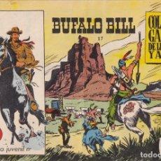 BDs: BUFALO BILL: NUMERO 17 , EDITORIAL GALAOR. Lote 212180221