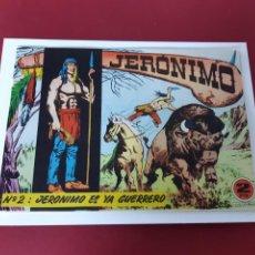 Tebeos: JERONIMO Nº 2 -ORIGINAL-EXCELENTE ESTADO. Lote 213791970