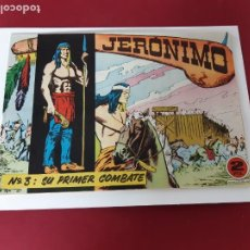 Tebeos: JERONIMO Nº 3 -ORIGINAL-EXCELENTE ESTADO. Lote 213792048