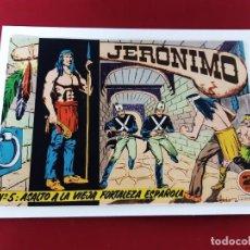 Tebeos: JERONIMO Nº 5 -ORIGINAL-EXCELENTE ESTADO. Lote 213792158