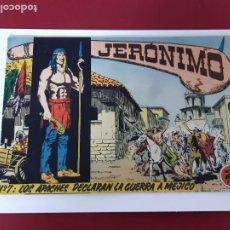 Tebeos: JERONIMO Nº 7 -ORIGINAL-EXCELENTE ESTADO. Lote 213792318