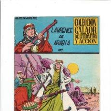 Tebeos: * LAWRENCE DE ARABIA Nº 7. * EDICIONES GALAOR 1965 * ORIGINAL *. Lote 213814648