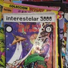 Tebeos: INTERESTELAR 3000 TRAS LA PISTA DE MAXIMUS (R1). Lote 220643156